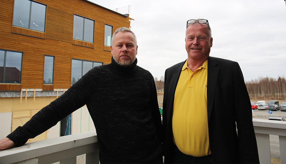 Hermelinen etablerar sig i Boden – första steget mot utökad närvaro i länet