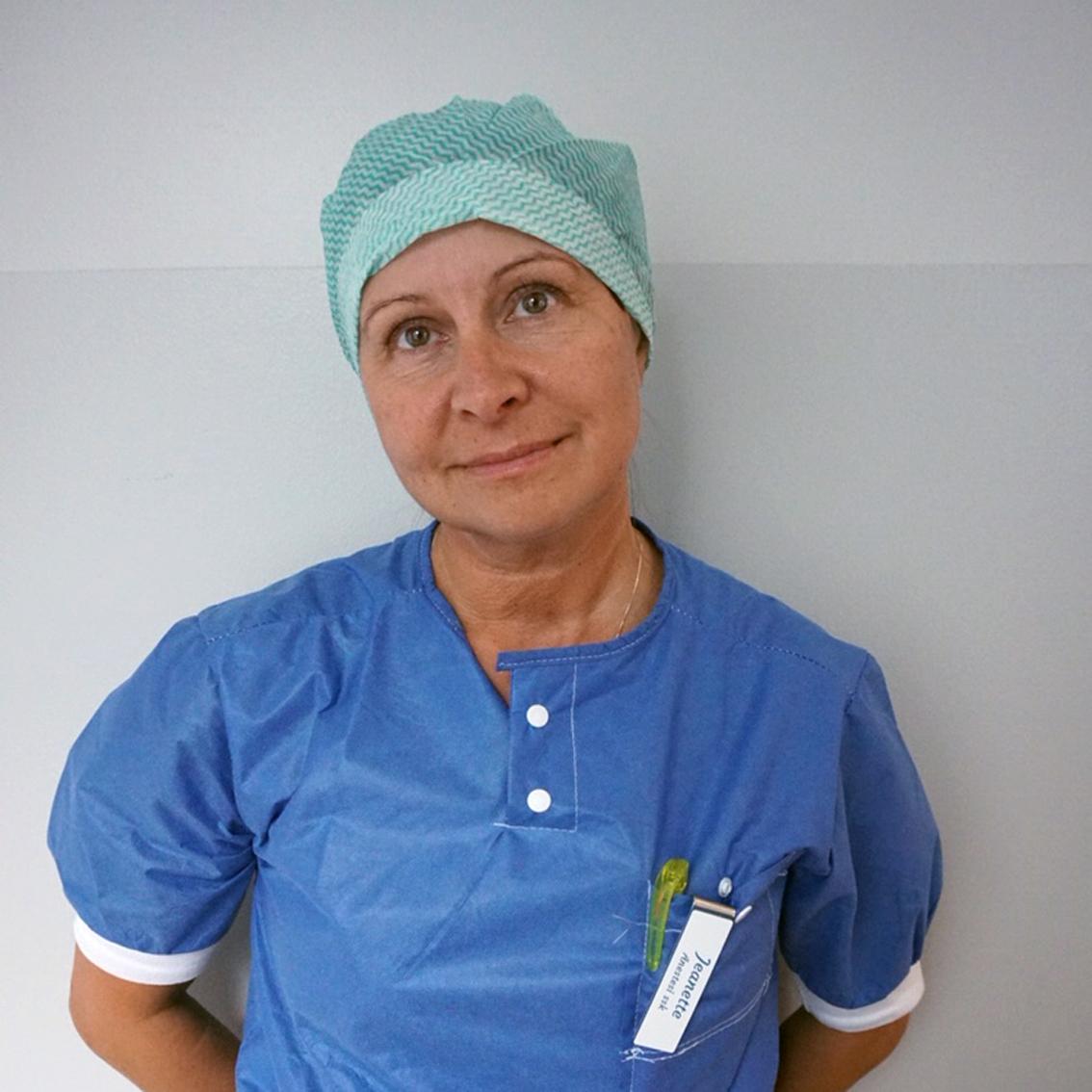 Anestesisjuksköterska